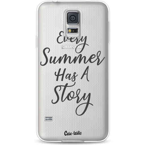 Casetastic Softcover Samsung Galaxy S5  - Summer Story