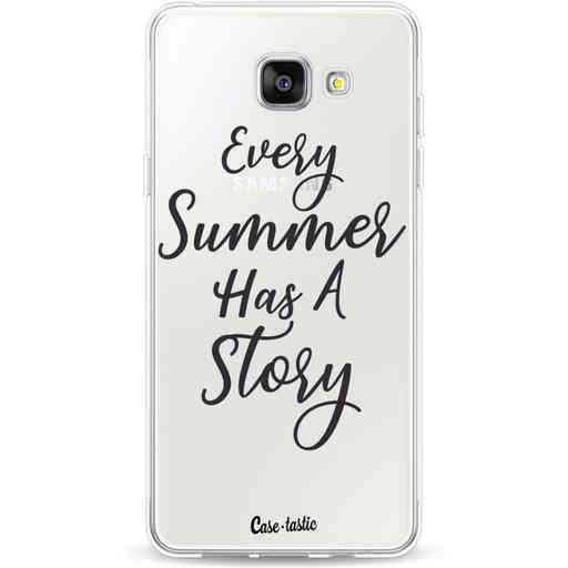 Casetastic Softcover Samsung Galaxy A5 (2016) - Summer Story