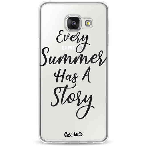 Casetastic Softcover Samsung Galaxy A3 (2016) - Summer Story
