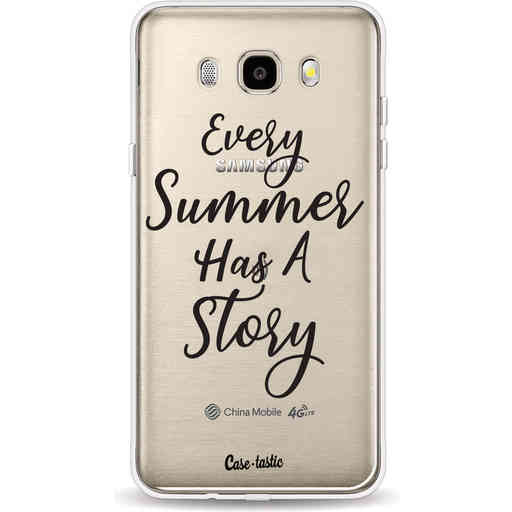Casetastic Softcover Samsung Galaxy J5 (2016) - Summer Story