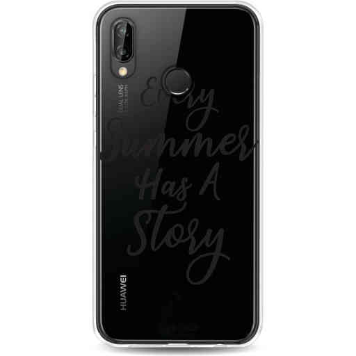 Casetastic Softcover Huawei P20 Lite (2018) - Summer Story
