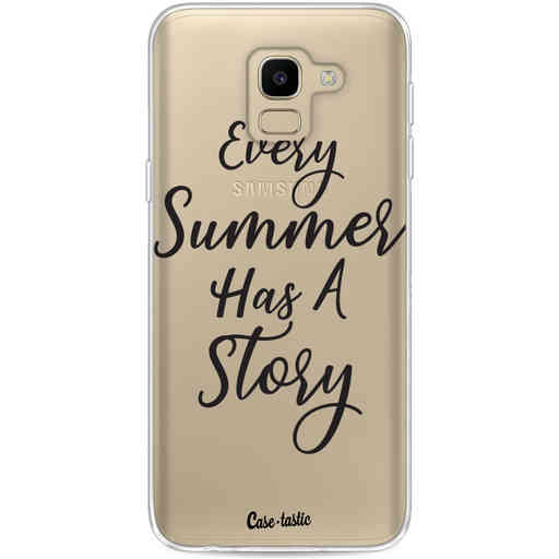 Casetastic Softcover Samsung Galaxy J6 (2018) - Summer Story