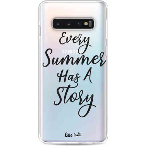 Casetastic Softcover Samsung Galaxy S10 - Summer Story
