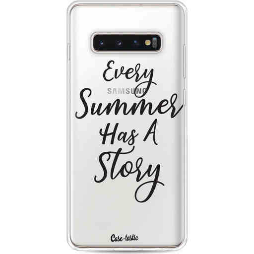 Casetastic Softcover Samsung Galaxy S10 Plus - Summer Story