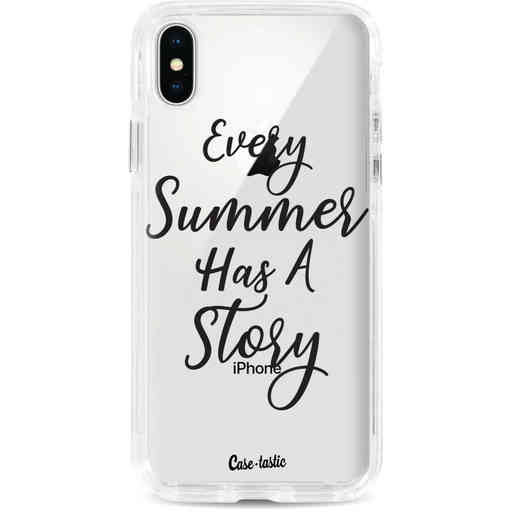 Casetastic Dual Snap Case Apple iPhone X / XS - Summer Story