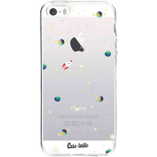 Casetastic Softcover Apple iPhone 5 / 5s / SE - Cosmos Life