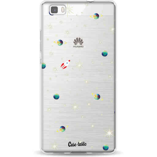 Casetastic Softcover Huawei P8 Lite - Cosmos Life