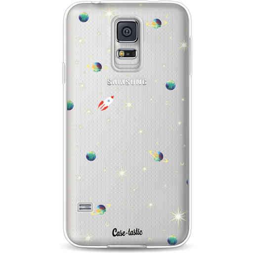 Casetastic Softcover Samsung Galaxy S5  - Cosmos Life