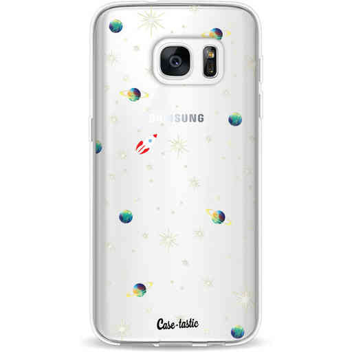 Casetastic Softcover Samsung Galaxy S7 - Cosmos Life