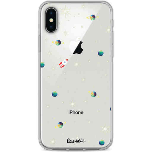 Casetastic Softcover Apple iPhone X / XS - Cosmos Life