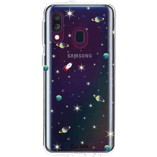 Casetastic Softcover Samsung Galaxy A40 (2019) - Cosmos Life