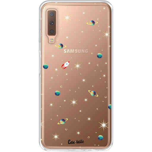 Casetastic Softcover Samsung Galaxy A7 (2018) - Cosmos Life