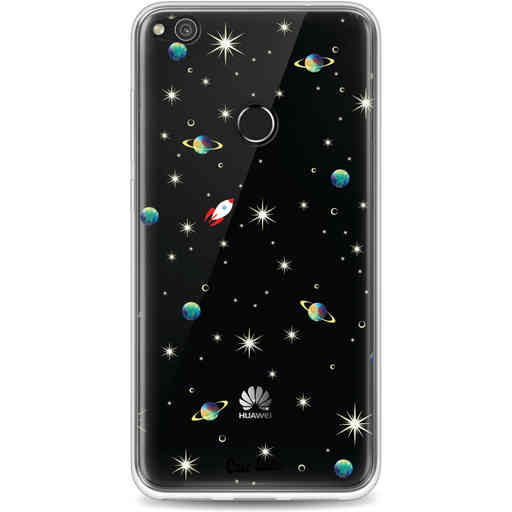 Casetastic Softcover Huawei P8 Lite (2017) - Cosmos Life