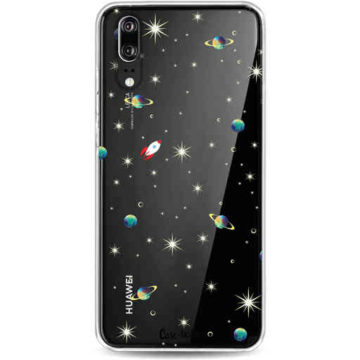 Casetastic Softcover Huawei P20 - Cosmos Life