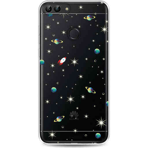 Casetastic Softcover Huawei P Smart - Cosmos Life