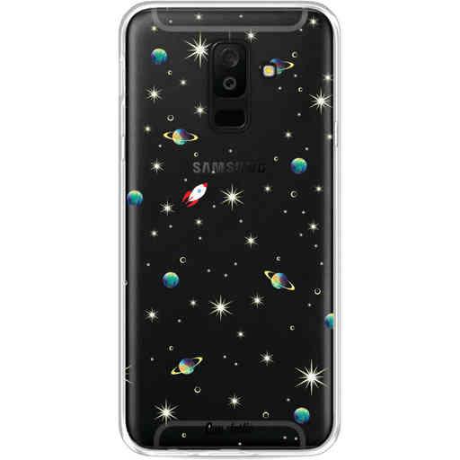 Casetastic Softcover Samsung Galaxy A6 Plus (2018) - Cosmos Life