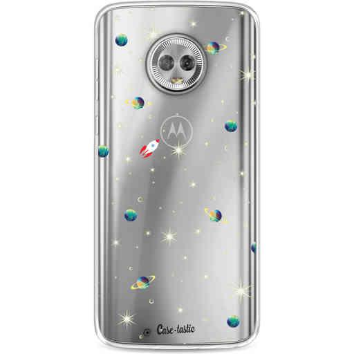 Casetastic Softcover Motorola Moto G6 - Cosmos Life