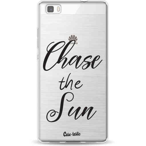 Casetastic Softcover Huawei P8 Lite - Chase The Sun