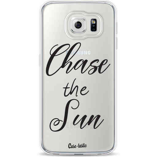 Casetastic Softcover Samsung Galaxy S6 - Chase The Sun