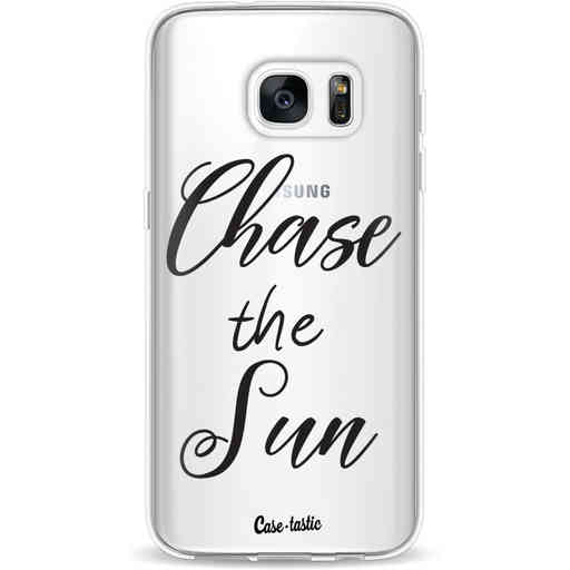 Casetastic Softcover Samsung Galaxy S7 - Chase The Sun