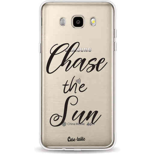 Casetastic Softcover Samsung Galaxy J5 (2016) - Chase The Sun