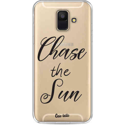 Casetastic Softcover Samsung Galaxy A6 (2018) - Chase The Sun
