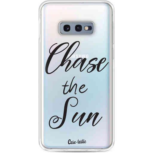 Casetastic Softcover Samsung Galaxy S10e - Chase The Sun