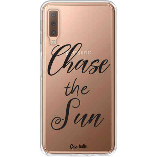 Casetastic Softcover Samsung Galaxy A7 (2018) - Chase The Sun