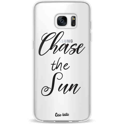 Casetastic Softcover Samsung Galaxy S7 Edge - Chase The Sun