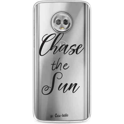 Casetastic Softcover Motorola Moto G6 - Chase The Sun