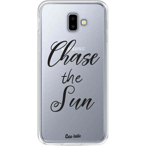 Casetastic Softcover Samsung Galaxy J6 Plus (2018) - Chase The Sun