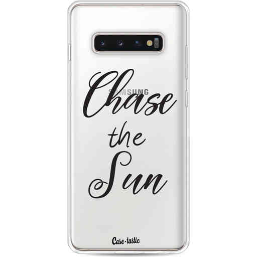 Casetastic Softcover Samsung Galaxy S10 Plus - Chase The Sun