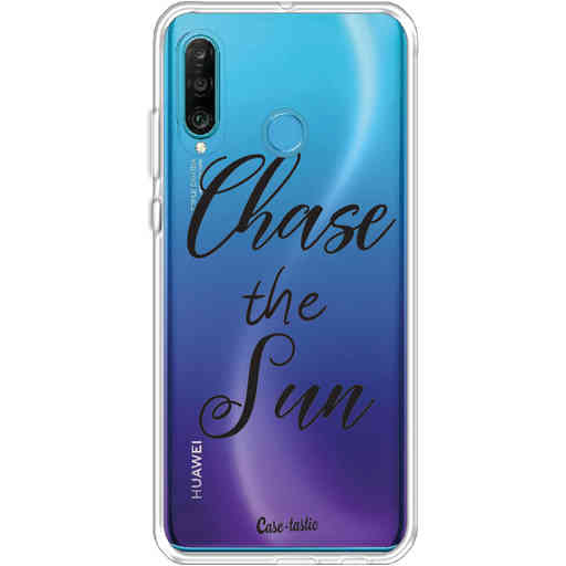 Casetastic Softcover Huawei P30 Lite - Chase The Sun