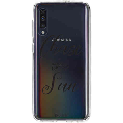 Casetastic Softcover Samsung Galaxy A50 (2019) - Chase The Sun