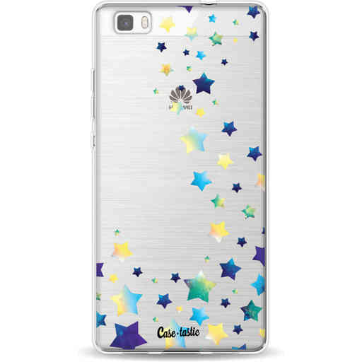 Casetastic Softcover Huawei P8 Lite - Funky Stars