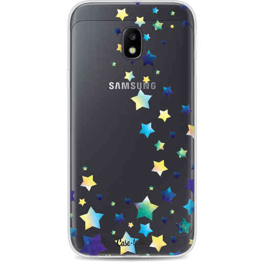 Casetastic Softcover Samsung Galaxy J3 (2017)  - Funky Stars