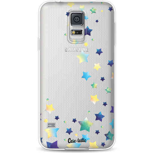 Casetastic Softcover Samsung Galaxy S5  - Funky Stars