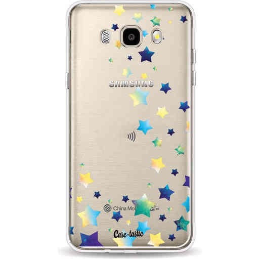 Casetastic Softcover Samsung Galaxy J5 (2016) - Funky Stars