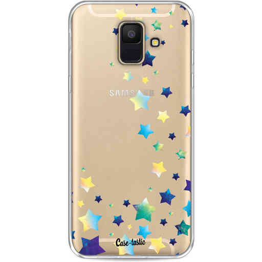 Casetastic Softcover Samsung Galaxy A6 (2018) - Funky Stars