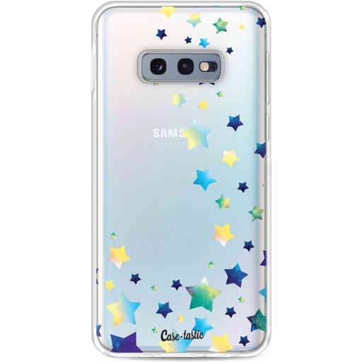 Casetastic Softcover Samsung Galaxy S10e - Funky Stars