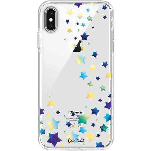 Casetastic Softcover Apple iPhone XS Max - Funky Stars
