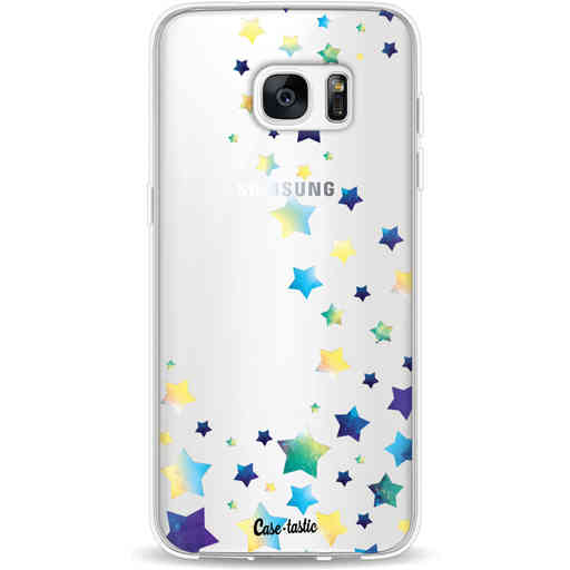 Casetastic Softcover Samsung Galaxy S7 Edge - Funky Stars