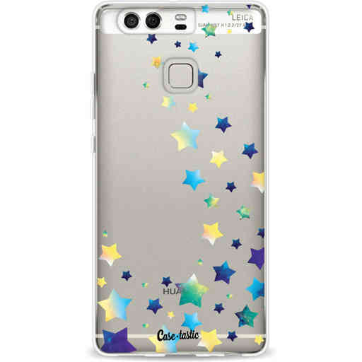 Casetastic Softcover Huawei P9 - Funky Stars