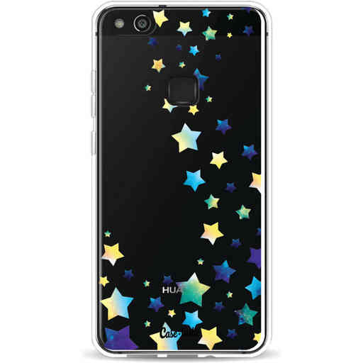 Casetastic Softcover Huawei P10 Lite - Funky Stars