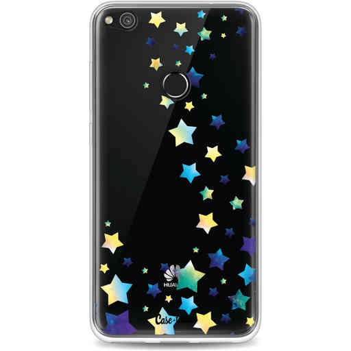 Casetastic Softcover Huawei P8 Lite (2017) - Funky Stars