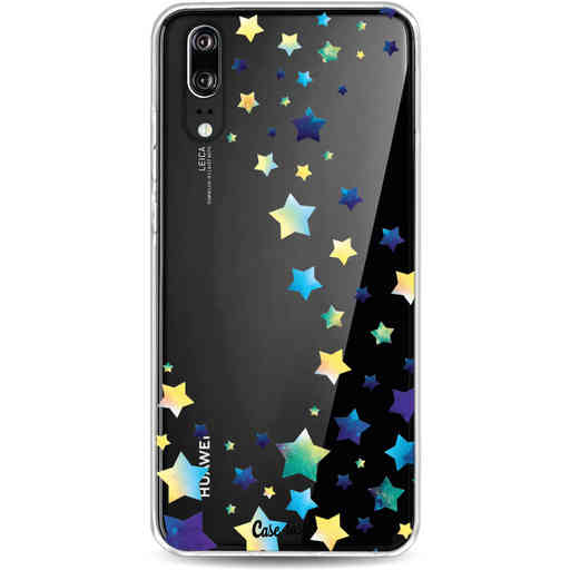 Casetastic Softcover Huawei P20 - Funky Stars