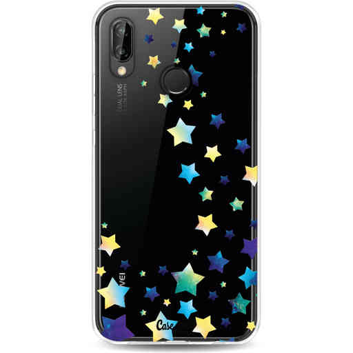 Casetastic Softcover Huawei P20 Lite (2018) - Funky Stars