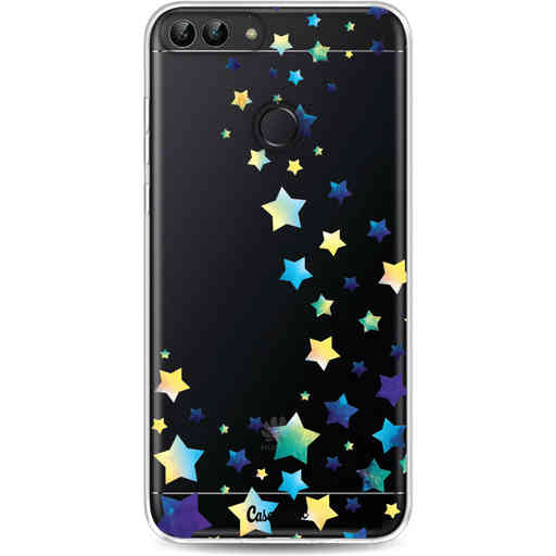 Casetastic Softcover Huawei P Smart - Funky Stars