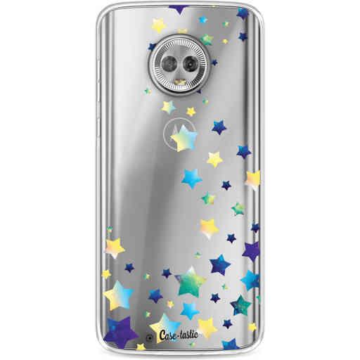 Casetastic Softcover Motorola Moto G6 - Funky Stars