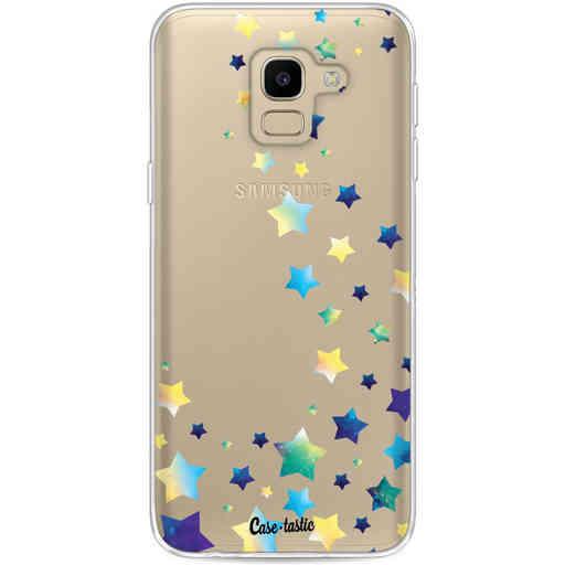 Casetastic Softcover Samsung Galaxy J6 (2018) - Funky Stars